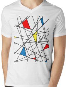 Tiep Ondriam Mens V-Neck T-Shirt