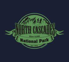 North Cascades National Park, Washington Kids Tee