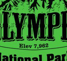 Olympic National Park, Washington Sticker