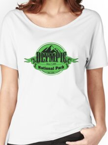 Olympic National Park, Washington Women's Relaxed Fit T-Shirt