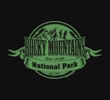 Rocky Mountains National Park, Colorado One Piece - Long Sleeve