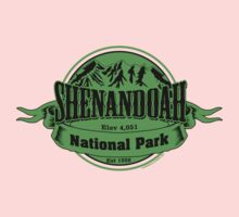 Shenandoah National Park, Virginia One Piece - Short Sleeve