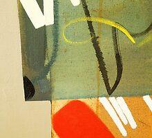 Abstract Closeup #3 by Lisa V Robinson