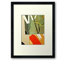 Abstract Closeup #3 Framed Print