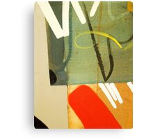 Abstract Closeup #3 Canvas Print