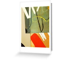 Abstract Closeup #3 Greeting Card