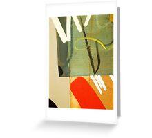 Abstract Closeup #3 Greeting Card