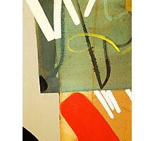 Abstract Closeup #1 Photographic Print