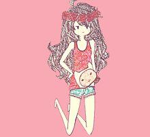 Marceline - Pink by Karandorie