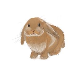 Bunny by ChristinaCan