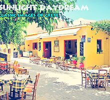 Sunlight Daydream: Greek Restaurant by Susan  Wellington