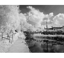 Bridgwater and Taunton Canal #6 Photographic Print