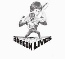 The dragon lives (B movie) by BungleThreads