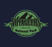 Voyageurs National Park, Minnesota One Piece - Short Sleeve