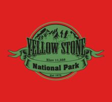 Yellow Stone National Park, Wyoming Kids Clothes
