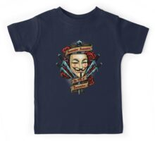 Fifth of November Kids Tee