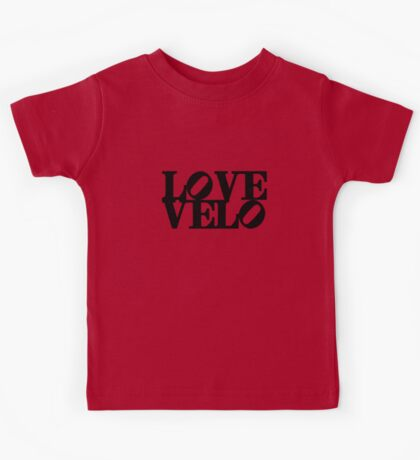 Love Velo Kids Tee