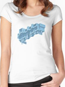 Orange County Government Center Women's Fitted Scoop T-Shirt
