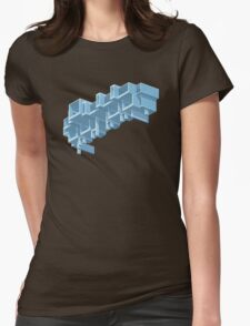 Orange County Government Center Womens Fitted T-Shirt