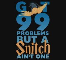 99 Problems But a Snitch by Look Human