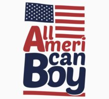 ALL AMERICAN BOY  by Look Human