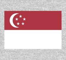 Singapore Flag by cadellin
