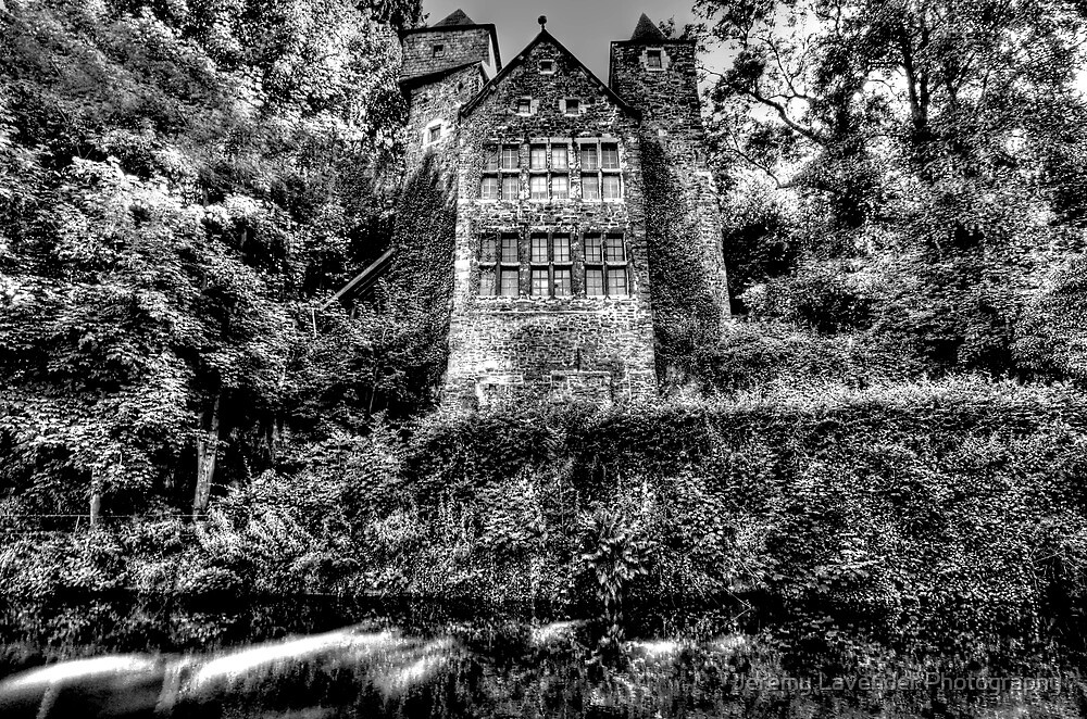 """La Fenderie"" in Trooz, Belgium by Jeremy Lavender Photography"
