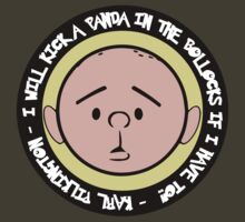 Karl Pilkington - Panda Bollocks by KarlPilkington