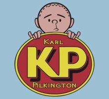 Karl Pilkington - KP Man by KarlPilkington