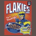 Flakies Cereal - Booster Gold by V Bell