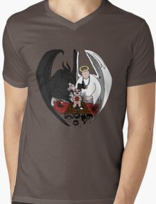 The Binding of Isaac - HEAVEN or HELL? - HIGH QUALITY T-Shirt