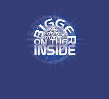 Bigger On The Inside - Blue Unisex T-Shirt