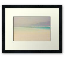 Troia Framed Print