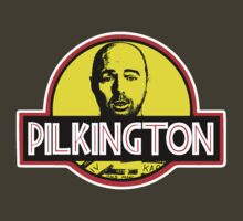 Karl Pilkington - Jurassic Park Style Logo by KarlPilkington