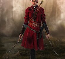 The Huntress by Martin Muir