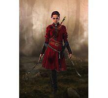 The Huntress Photographic Print