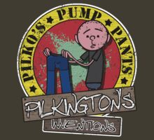 Karl Pilkington - Pilko's Pump Pants (Distressed Version) by KarlPilkington