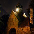 Beaulieu by Night  by Richard Hepworth