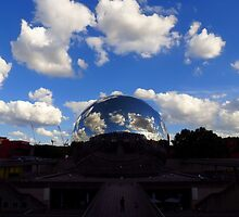 The Dome ~ Part Two by artisandelimage