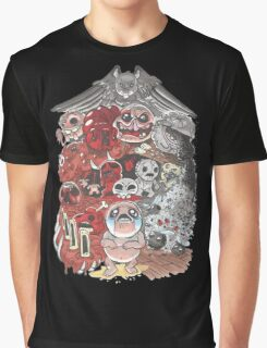 The Binding of Isaac - Into the Depths - HIGH QUALITY Graphic T-Shirt