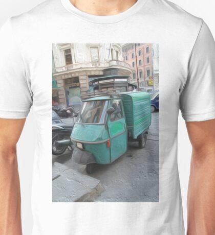 tri motor Unisex T-Shirt