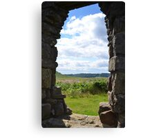 Skelton Tower lookout Canvas Print