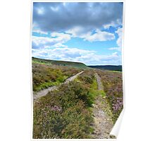 Moors Track, where will it take you? Poster