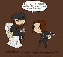 Game Grumps - Life Backup by sketchnate