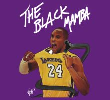 The Black Mamba by TheProducerBDB