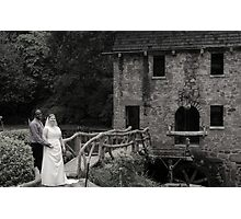 bride and groom 6 Photographic Print
