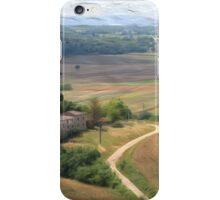 Tuscan vista iPhone Case/Skin