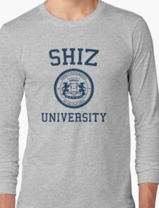 Shiz University - Wicked Long Sleeve T-Shirt
