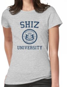 Shiz University - Wicked Womens Fitted T-Shirt