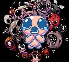 The Binding of Isaac - Isaac vs The World - HIGH QUALITY by Hometownheroes